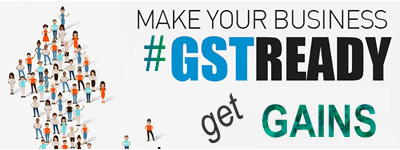 GAINS is GST ready